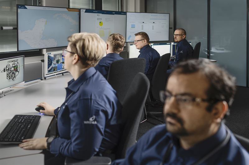 Wärtsilä optimises engine maintenance with data-driven planning solution