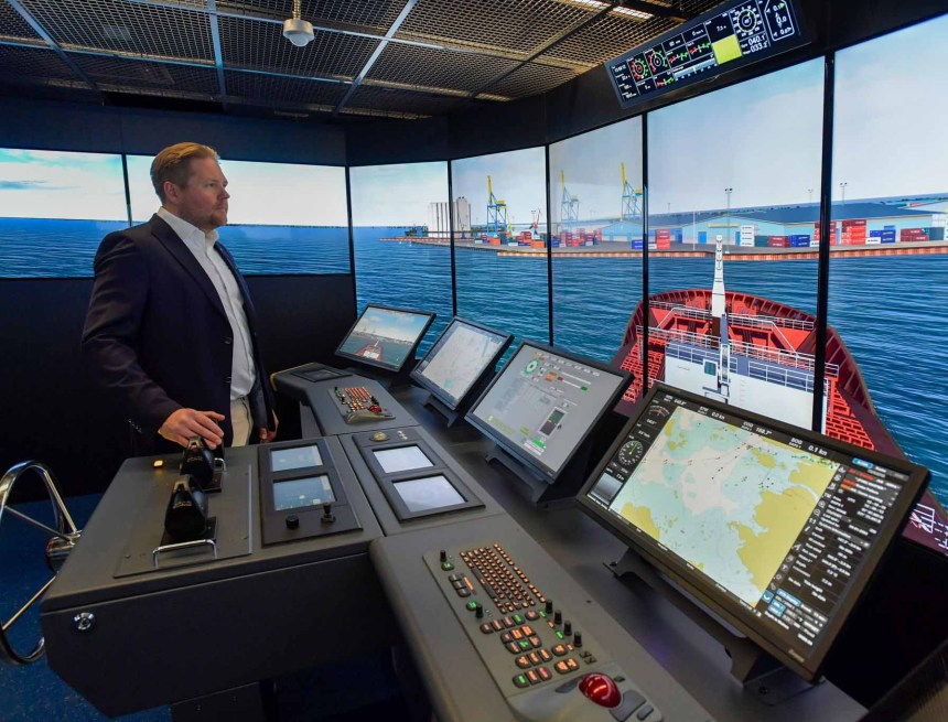 Making ship systems smarter with simulation