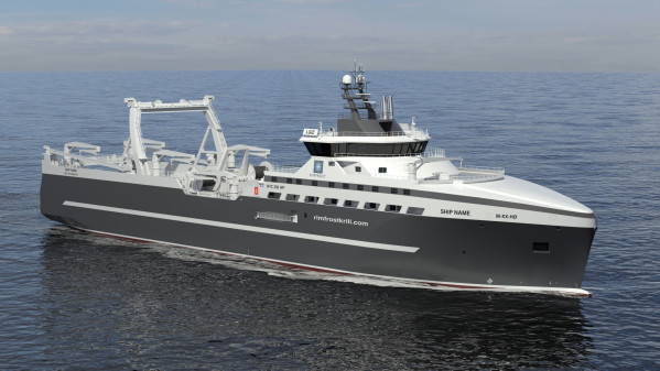Kongsberg Maritime to design and equip krill vessel for Rimfrost