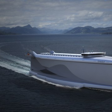 Høglund Marine takes two-thirds stake in wind-assisted car carrier project