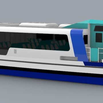 Echandia builds battery systems for 23 Siemens electric ferries