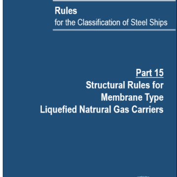 KR releases new class rules for membrane-type LNG carriers