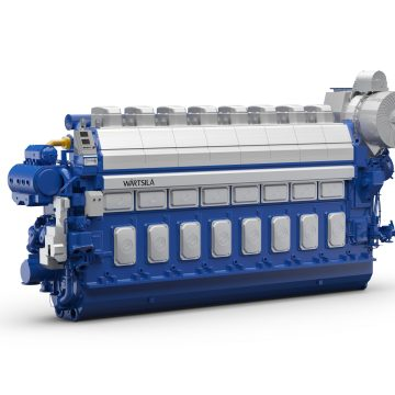 Wärtsilä wins 36 dual-fuel engine order for six newbuilds