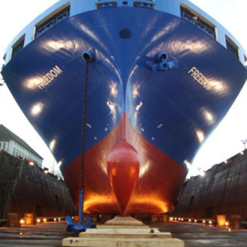 VesselMan signs cloud-based dry-docking agreement with ro-ro carrier