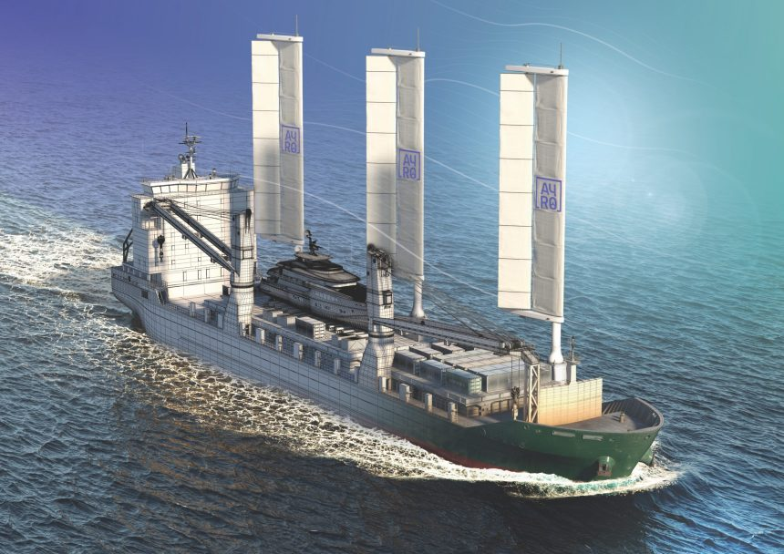 BV issues rules for wind propulsion systems