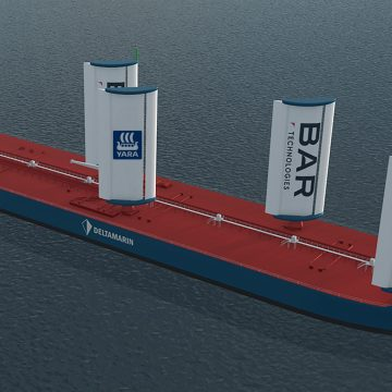 Yara partners with BARTech to offer fuel-saving WindWings solution
