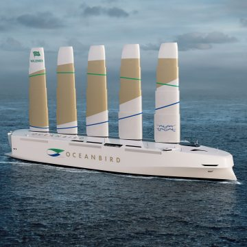 Alfa Laval and Wallenius to develop modern wind propulsion