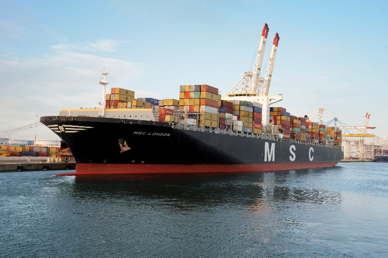 MSC to save EUR 250M in fuel costs with air lubrication technology