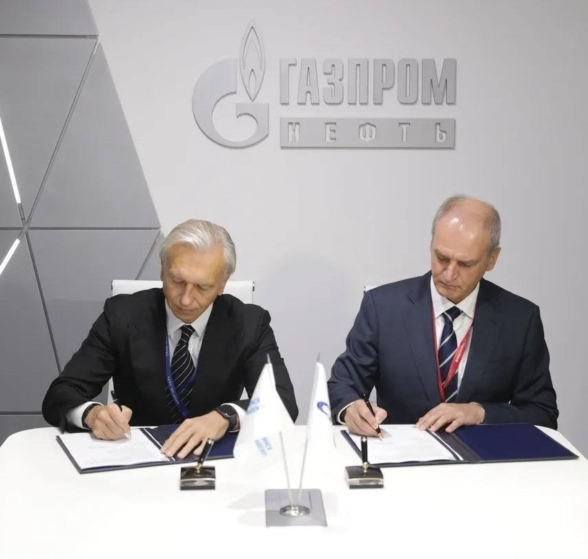 Sovcomflot and Gazprom Neft join forces to drive decarbonisation efforts
