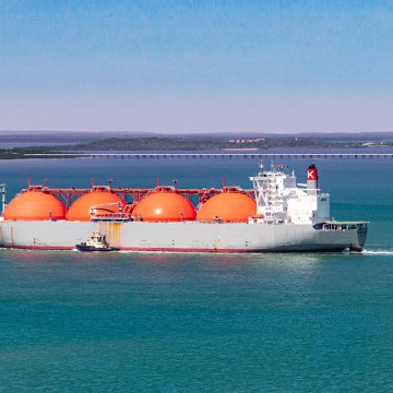 ABS and HHI optimise LNG carrier design
