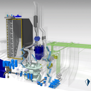 Deltamarin and GTT receive AiP for LNG-fuelled Aframax design