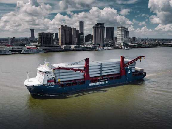 UHL partners with COACH to monitor vessel performance