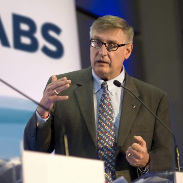 Decarbonisation likely your best business strategy, says ABS president