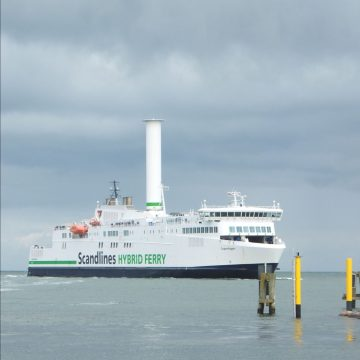 Scandlines to install Rotor Sail on second hybrid ferry