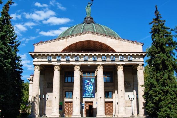 В Волгоградском планетарии пройдет встреча с космонавтом Сергеем Авдеевым