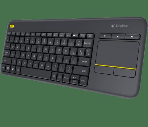 teclado multimedia logitech