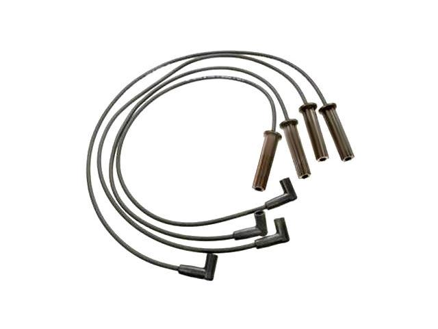 Spark Plug Wire Set For 96-97 GMC Chevy Isuzu Sonoma S10