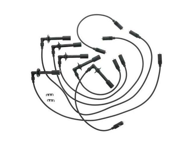 Spark Plug Wire Set For 65-73 Porsche 911 914 2.0L H6 6