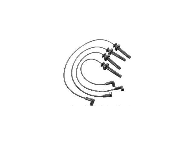 Spark Plug Wire Set For 94-02 Saturn SL2 SW2 SC2 1.9L 4