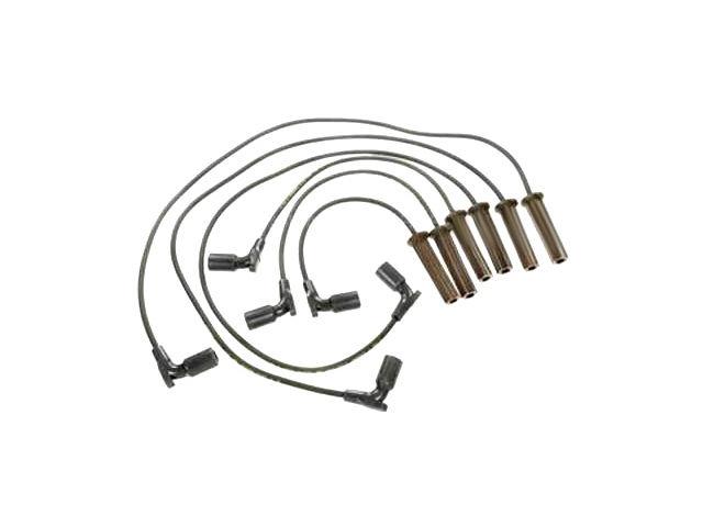 Spark Plug Wire Set For Lucerne Terraza Impala Malibu