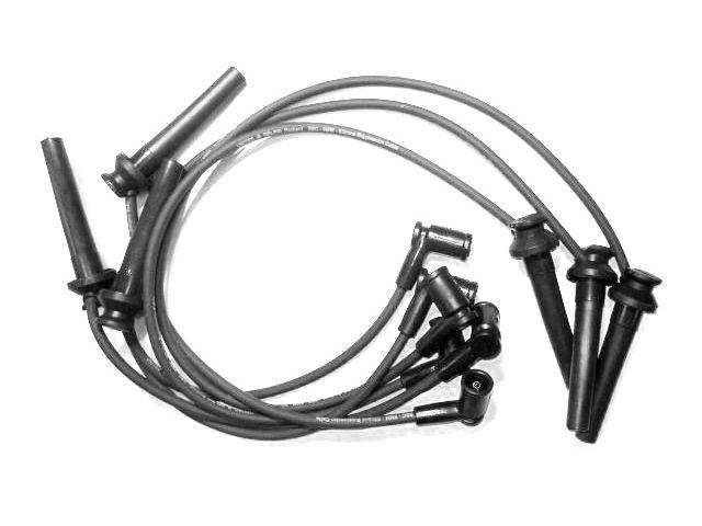 Spark Plug Wire Set For 01-05 Ford Mercury Taurus Sable 3