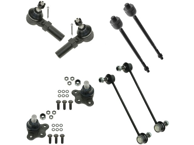 Ball Joint Sway Bar Link Tie Rod End Kit For L100 L200
