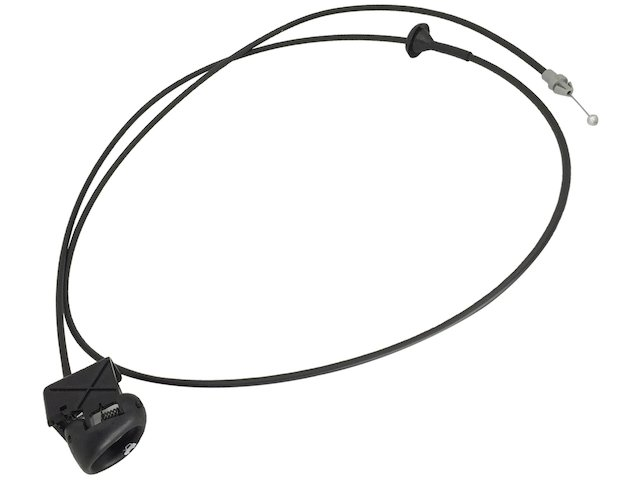 Hood Release Cable For 96-07 Ford Mercury Taurus Sable