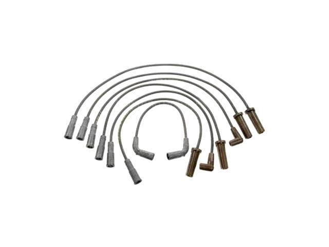 Spark Plug Wire Set For 02-07 GMC Chevy Sierra 1500