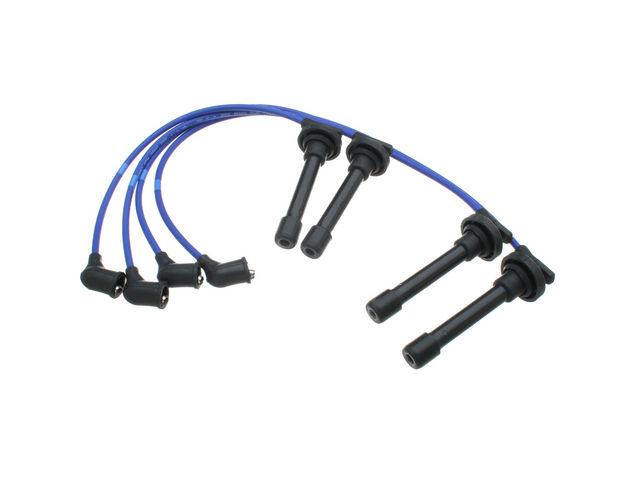 Spark Plug Wire Set For 92-95 Honda Civic del Sol D15B7