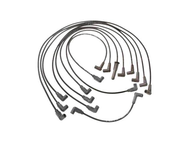 Spark Plug Wire Set For Caprice El Camino Monte Carlo