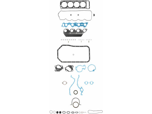 Engine Gasket Set For Ram 50 Mighty Max Challenger D50