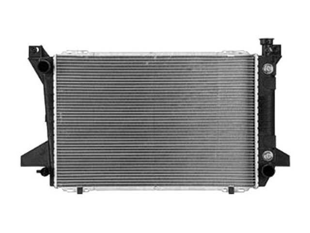 Radiator For 85-96 Ford F150 F350 Bronco F Super Duty F250