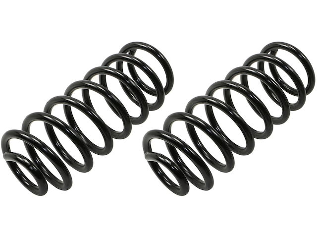 Rear Coil Spring Set For 07-09 Ford Lincoln Mercury Fusion