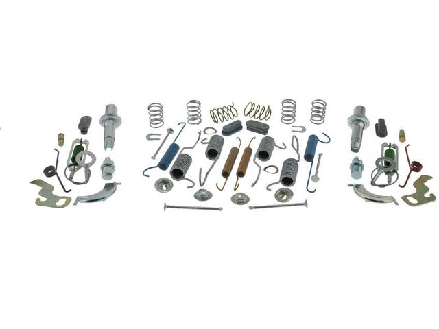 Drum Brake Hardware Kit For Wrangler Cherokee TJ Dakota