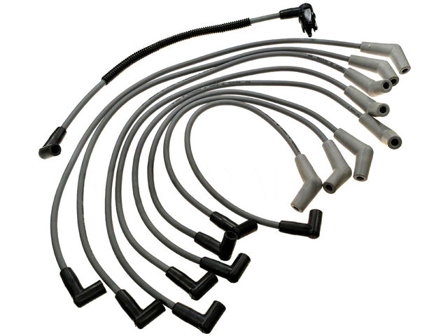 Spark Plug Wire Set For 94-97 Ford F250 Bronco F150 5.0L