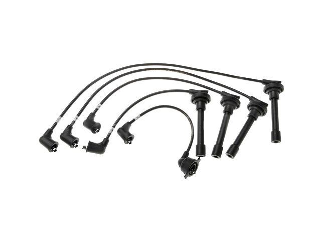 Spark Plug Wire Set For 93-01 Honda Prelude 2.2L 4 Cyl