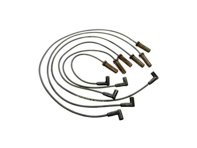 Spark Plug Wire Set For LeSabre Lucerne Park Avenue 88 LSS