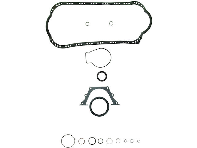 Conversion Gasket Set For 88-91 Honda Prelude 2.0L 4 Cyl