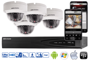 Security Camera Remote Access