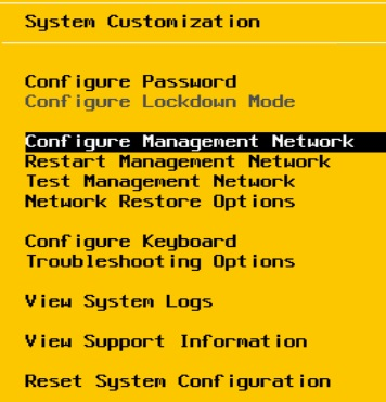esxi_6_configure_managenent_network