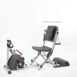 resistance chair exercise system reviews office home smoothrider ii cycle vq actioncare the