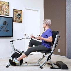 Resistance Chair Exercise System Reviews White Outdoor Chairs Nz Smoothrider Ii Cycle Vq Actioncare The