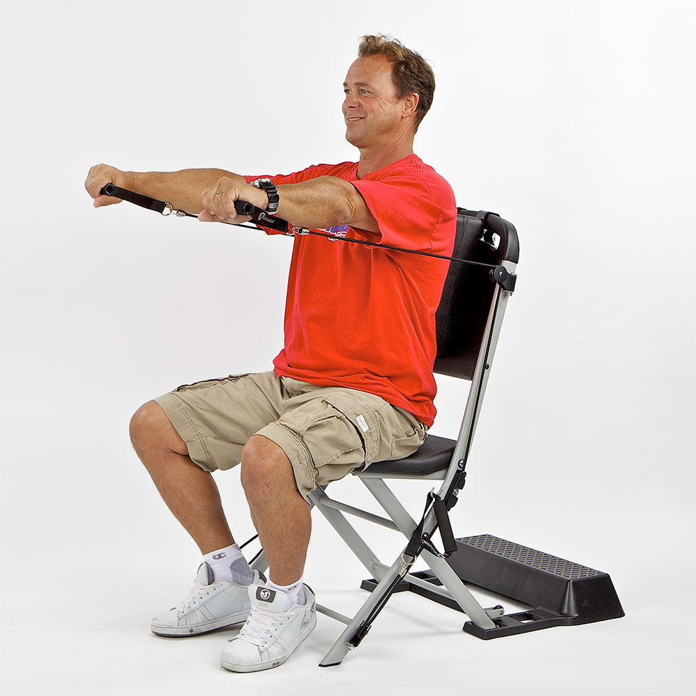 resistance chair accessories menards lawn chairs for a penny the seated exercise system vq actioncare