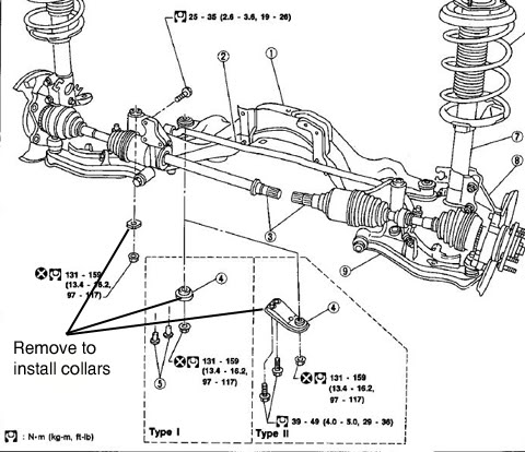 2002 Nissan Xterra Engine Diagram Rear Seal, 2002, Free