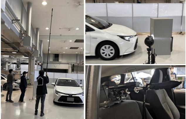 【VR疑似研修】360Channel、損害保険ジャパン株式会社での研修用自動ブレーキ作動のVR体験を開発・提供