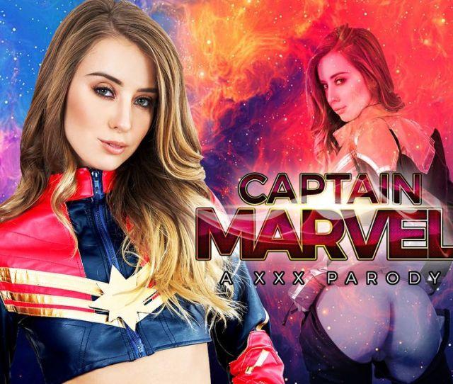 F F E A Captain Marvel A Xxx Parody Vr Porn Video Vr Pornhat Com