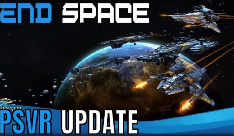 END SPACE | PSVR | Major Graphics UPDATE!!!! | | RealLexi VR