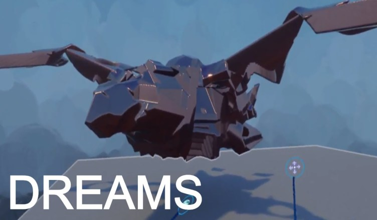 Dreams | PS4 PRO | Sculpting & Randomising Environments