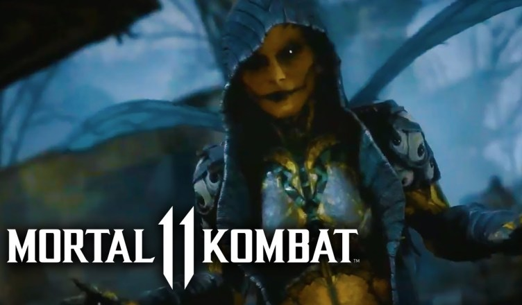 Mortal Kombat 11 – Official Kitana & D'Vorah Reveal Trailer