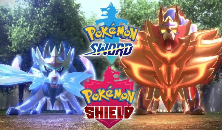 Pokemon Sword And Shield All New Pokemon And Gameplay Revealed